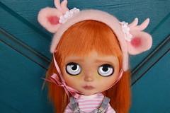 DSC_0026 (Lindy Dolldreams) Tags: blythedoll doll girl blue photos4sue punkin samar