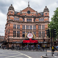 Palace Theatre (Jacek Wojnarowski Photography) Tags: city london architecture photography outdoor streetphotography landmark squared culturalbuildings
