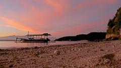 150614.LOMBOK.EKAS SUNSET02 (John Q2008) Tags: sunset indonesia canoe lombok heavenontheplanet