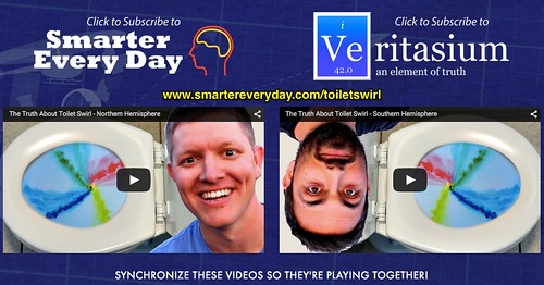 Truth About Toilet Swirl (videos) by Wesley Fryer, on Flickr