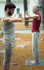 IMG_2734 (bobobahmat) Tags: summer portrait people man sport yoga lviv ukraine gymnastics ukrainian lvov asanas briukhovychi