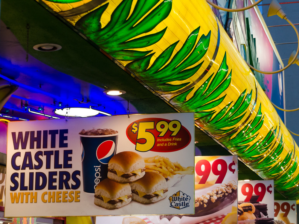 99 Cent Heart Attack Whats The Frequency Tags Blue Red Signs Green