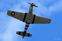IMG_7265 (harrison-green) Tags: show sea museum plane flying war fighter aircraft aviation air airshow legends duxford imperial spitfire mustang fury iwm me109 2015