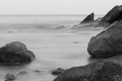 Seda (Sento MM) Tags: mar playa alicante rocas largaexposición cabodelashuertas