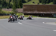 Monster in Action (rockymotard) Tags: alps monster motorcycle ducati 1200s