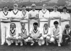 "Steeton 1st XI 1987 - KC • <a style=""font-size:0.8em;"" href=""http://www.flickr.com/photos/47246869@N03/19797100815/"" target=""_blank"">View on Flickr</a>"
