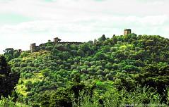 Montichiello, Il borgo, The ancient village (michele masiero) Tags: italia siena toscana valdorcia montichiello fotosketcher ilborgodimontichiello