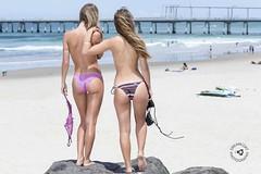 2016-10-29 Martina and Ana 143 (spyjournal) Tags: model bikini dreamcoat dreamcoatphotography beach goldcoast martina ana