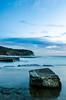 Turimetta Sunrise (thomasdwyer) Tags: turimetta beach monavale narrabeen ocean surf summer sunrise clouds rocks long exposure nikon d5100 sydney australia nsw