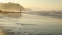 Sopelana beach at Sunset (arkaitz ZO) Tags: basquecountry sopelana winterwonderland winter sunset iluntzea atardecer euskadi bizkaia beach playa atxabiribil 100faves magic 100f 100favs paisvasco kostaldea awesome water sea