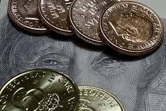 Money, money, money (patricsahlén) Tags: macromondays inspiredbyasong money coins wow