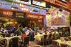 A Belgian Cafe (Steve Mitchell Gallery) Tags: travel brussels belgium cafe restaurant dine eat street impressionistic
