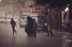 Winter rainstorm hits over Gaza (TeamPalestina) Tags: freepalestine palestinian sunrise sweet beautiful heritage live photo photographer comfort natural تصويري palestine nice am amazing innocent occupation landscape landscapes reflection blockade hope canon nikon