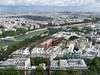 The Seine in Paris / La Seine (Swanesca) Tags: paris eiffeltower architecture view france francia riverseine laseine muséeduquaibranly