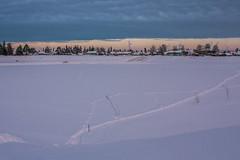 Зимняя Трёхозёрка