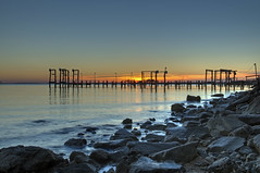 Maryland Pier Sunrise