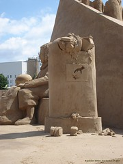 Sandsation 2010, Berlin (cd.berlin) Tags: berlin 2010 sandsation sandskulpturen sand sculpture cdberlin nofilter