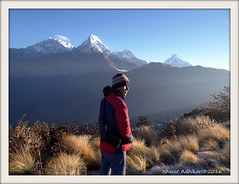 its me :) (IshworAD) Tags: sony trekking mountain landscape dschx100v hiking photography border