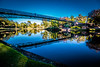Summer reflections.. (dmunro100) Tags: adelaide southaustralia reflections river torrens lake university summer canon eos 80d canonefs1018mmf4556isstm wideangle