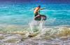 Entry (Traylor Photography) Tags: beach hawaii waikoloa surf boogieboard colors kailuakona fly bigisland eject waves unitedstates us