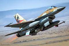 Afterburner Thursday! © Nir Ben-Yosef (xnir) (xnir) Tags: netz israel f16 falcon fightingfalcon f16a viper aviation military outdoor generaldynamics lockheedmartin nir nirbenyosef xnir afterburner afterburnerthursday