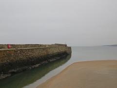 St Andrews Pier (retepmorton) Tags: st saint andrews pier north sea water sand beach east coast reflection harbour harbor scotland fife