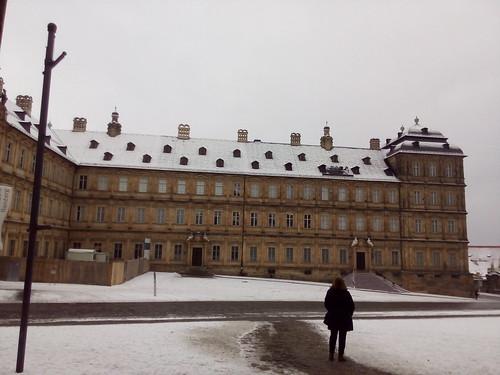 Dom e Prefeitura de Bamberg