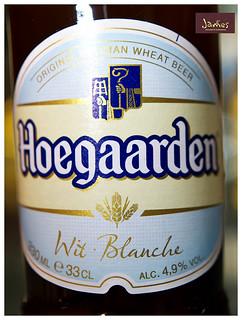 Hoegaarden Wit blanche 比利時豪格登小麥啤酒 330ml 4.9%_20150701_NT$58_Belgium_7011492__Neoimage