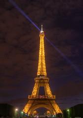 Eiffel Tower - Champs de Mars (L.Clark Photography) Tags: paris france tower eiffeltower eiffel beacon hdr champsdemars