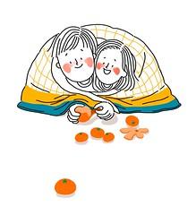 (CHASSAM) Tags: illustration couple illust cuple