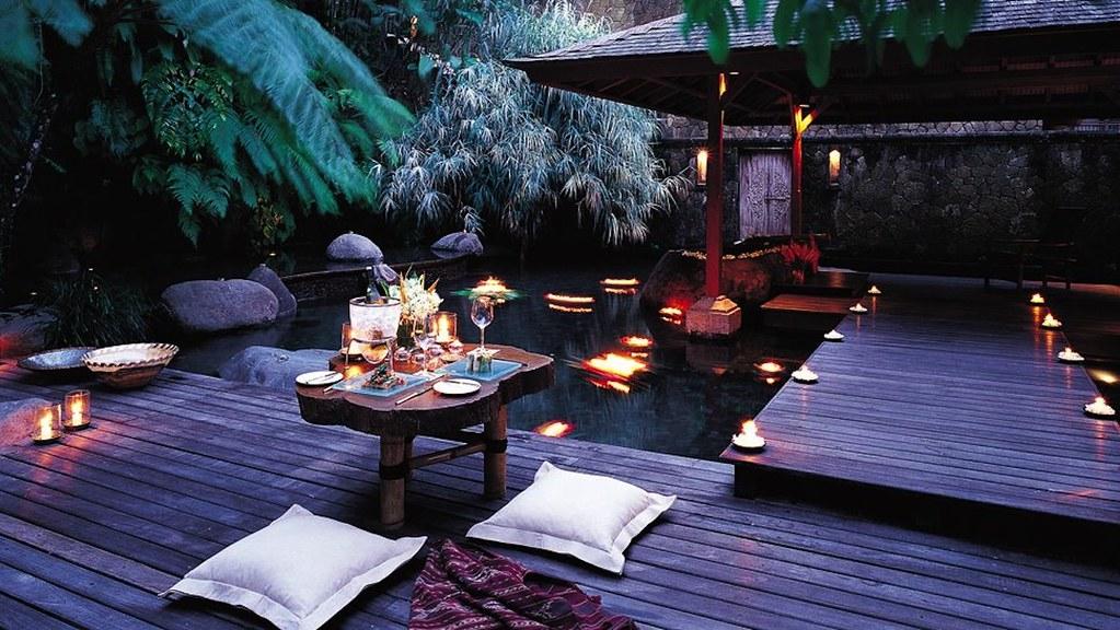 Como Shambhala, Bali, Indonesia