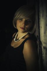 Ola (Dariusz Parol) Tags: girl beauty face glamour portret warszawa ola woda noc sesja plener zdjcia strobist