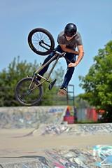 Carter table top one footer (Braden Bygrave) Tags: table nikon bmx skatepark tabletop d7100 nikond7100