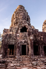 2015-05-23 Cambodia Day 4, Prasat Bayon (Qsimple, Memories For The Future Photography) Tags: old travel building tower art heritage tourism monument nature stone wall architecture asian religious temple design artwork ancient ruins worship asia cambodia cambodian khmer place natural outdoor antique buddhist traditional famous religion ruin culture buddhism places landmark structure historic sacred thom civilization siemreap angkor wat hinduism archeology religions sculptures bayon prohm 2015 prasat camera:make=canon exif:make=canon exif:lens=ef24105mmf4lisusm geo:state=siemreap exif:focallength=24mm exif:aperture=ƒ80 qsimple geo:country=cambodia camera:model=canoneos600d exif:model=canoneos600d exif:isospeed=100 geo:city=krongsiemreap geo:location=sangkatnokorthum geo:lon=1038593818 geo:lat=134421417
