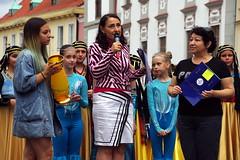 14.7.15 Ceska Pohadka in Trebon 75 (donald judge) Tags: festival youth dance republic czech south performance bohemia trebon xiii ceska esk mezinrodn pohadka pohdka dtskch mldenickch soubor