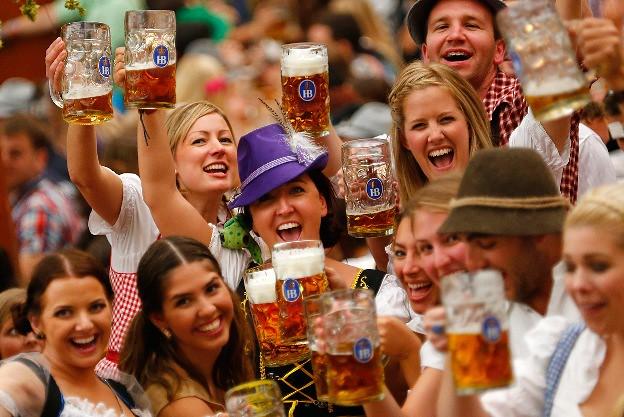 1Bavaria là nơi tập trung của rất nhiều loại bia ngon chứ không phải ở Berlin