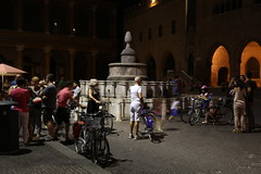 Rimini by Night (pineider) Tags: italy canon eos europa italia boobs titts rimini topless romagna 6d