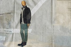 studio 3 (monowave) Tags: abstract man texture window fashion mobile sketch drawing clothes dummy ios