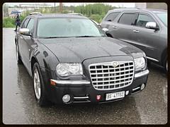 Chrysler 300C SW (v8dub) Tags: auto car station wagon schweiz switzerland automobile break estate suisse live c automotive voiture american sw chrysler 300 combi wagen luterbach pkw worldcars