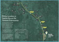 gaur-yamuna-city-location-map (harshatonger) Tags: gaursonsindialimited gaur yamuna city villa