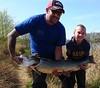 Mikkel Bekker 7 maj 2016 (gsf fishing) Tags: gedde pike geddefiskeri pikefishing grindstedengsø grndstedengsø