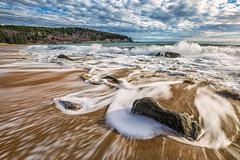 Sand Beach (Jack Wassell) Tags: sandbeach acadianationalpark maine newengland jackwassellphotography