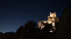 Castello di Saint-Pierre (fabio soresi) Tags: valle daosta olympus omd em10