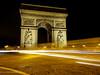 The Arc de Triomphe de l'Étoile with colour (Loopylou2u) Tags: paris france architecture olympusmzuikodigitaled1240mmf28pro olympusomdem5ii arcdetriomphe hdr europeatnight