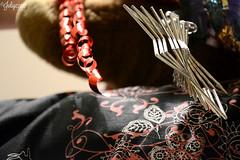 Ricordi di bambina (joliye) Tags: stella letto orso argento rosso piumone regali fiocchiregalo nastri nastrodaregalo nastrorosso stellaargento peluche orsopeluche