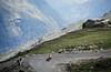 Col descending Rohtang Pass (Niall Corbet) Tags: india himachalpradesh himalaya himalayas manali ley ladakh rohtang rohtangla rohtangpass cycle bicycle bike tour touring mountain