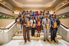 Ethiopia launched the second National Nutrition Programme (UNICEF Ethiopia) Tags: nnp nnpii nutrition