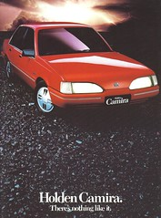 Holden Camira 1986 (Hugo-90) Tags: holden 1986 camira gm jcar cavalier general motors ads advertising brochure catalog