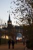 Winter evening -  King's Cross (Neil Pulling) Tags: london uk england eveninglight evening kingscross stpancras