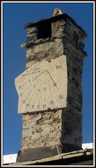 Meridiana d'alta quota (magister111) Tags: sundials meridiane valdaosta aostavalley